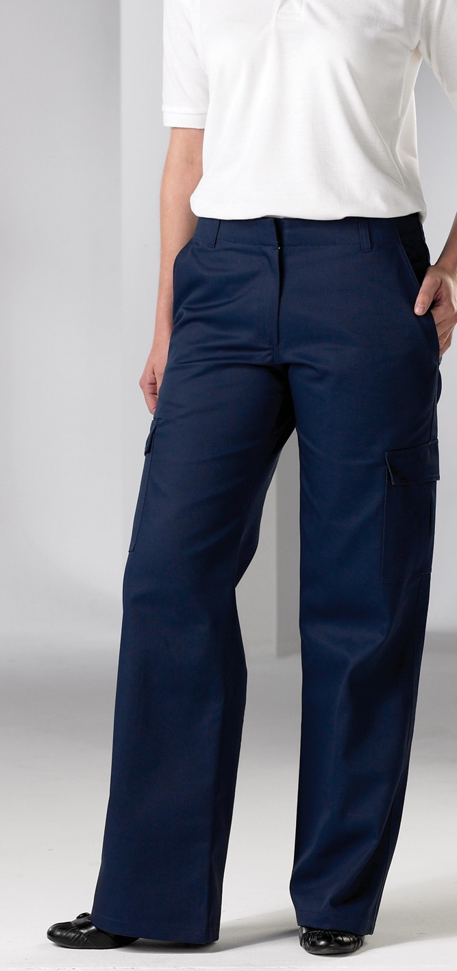 Female Cargo Trousers