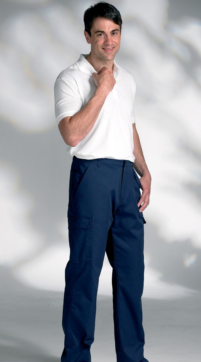 Male Cargo Trousers