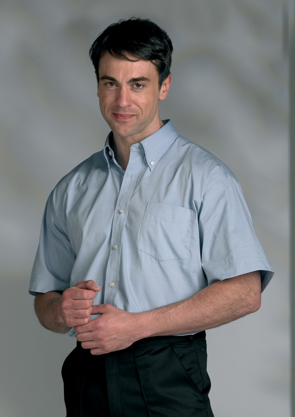 Male Oxford Shirt