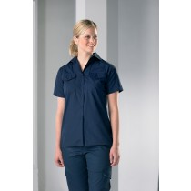 Female Security Shirt Short Sleeve
